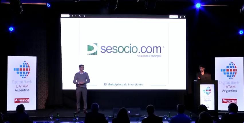 Digital Bank Buenos Aires 2016. Presentación Se Socio