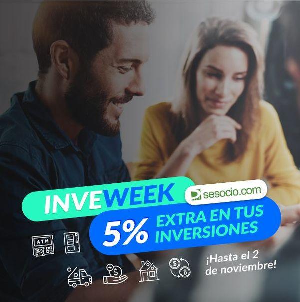 Inve Week en SeSocio.com