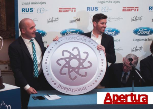Revista Apertura: SeSocio lanzará su criptomoneda: Inve Coin