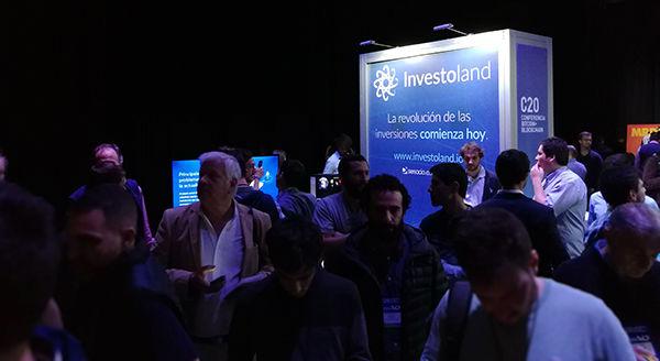 Investoland como sponsor del C20