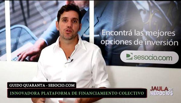 Jaula de Negocios: SeSocio, la plataforma de financiamiento colectivo