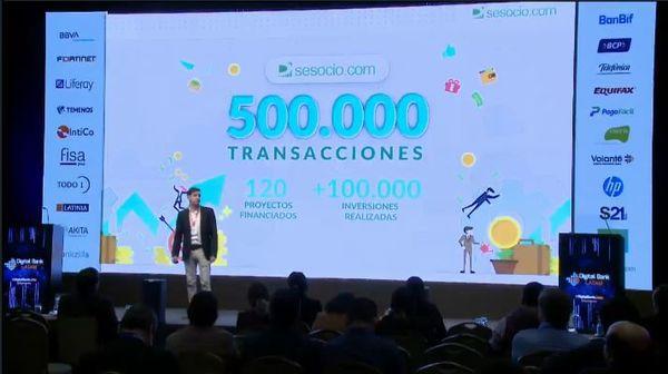 Investoland en Digital Bank Lima 2019