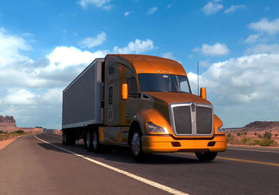 4H Logistics - Camión VIII