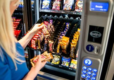 Vending Machines - AVT XVIII